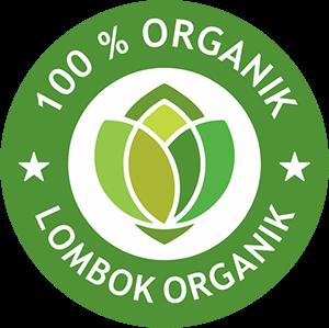 logo lombok organik